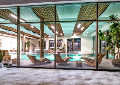 hotel mit pool in sterzing
