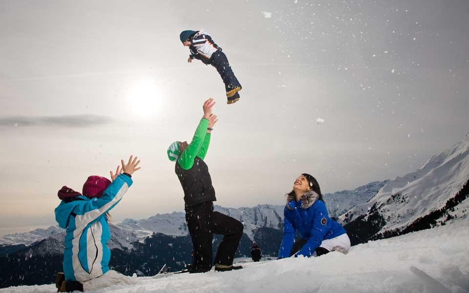 Urlaub im Schnee in Sterzing