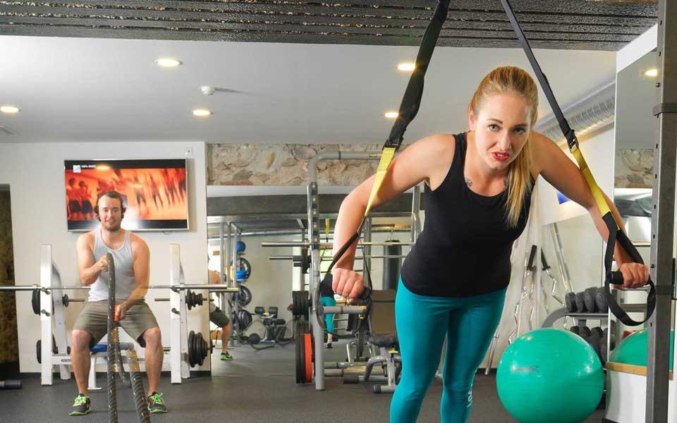 Fitnesstudio in Sterzing