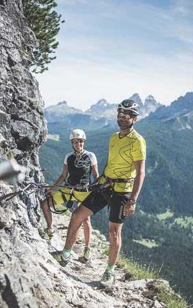 arrampicata dolomiti