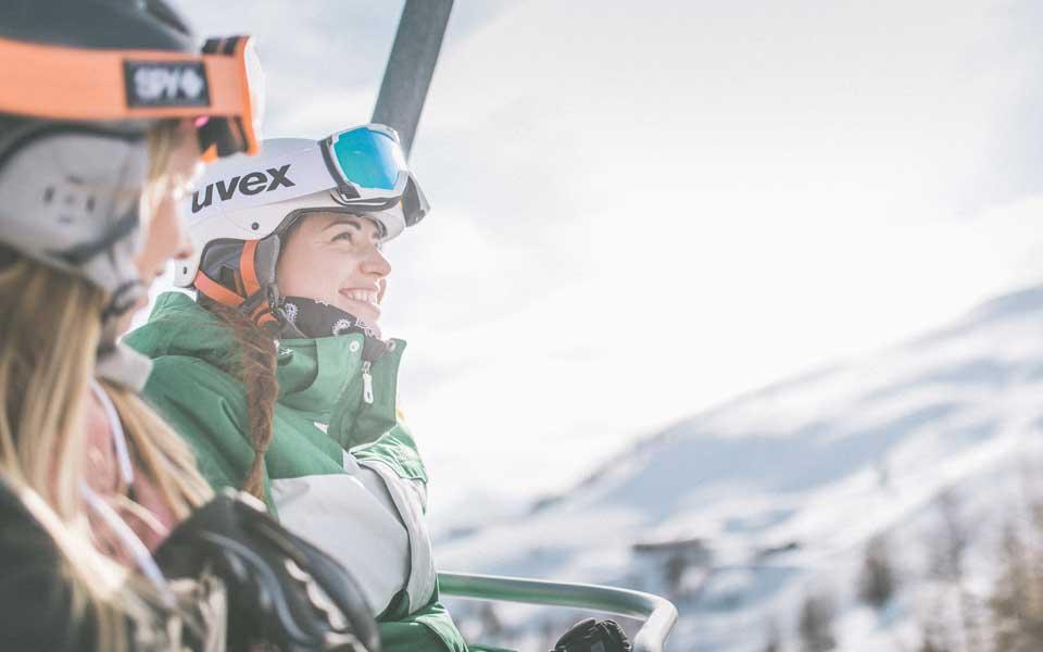 Skigebiete Sterzing und Umgebung