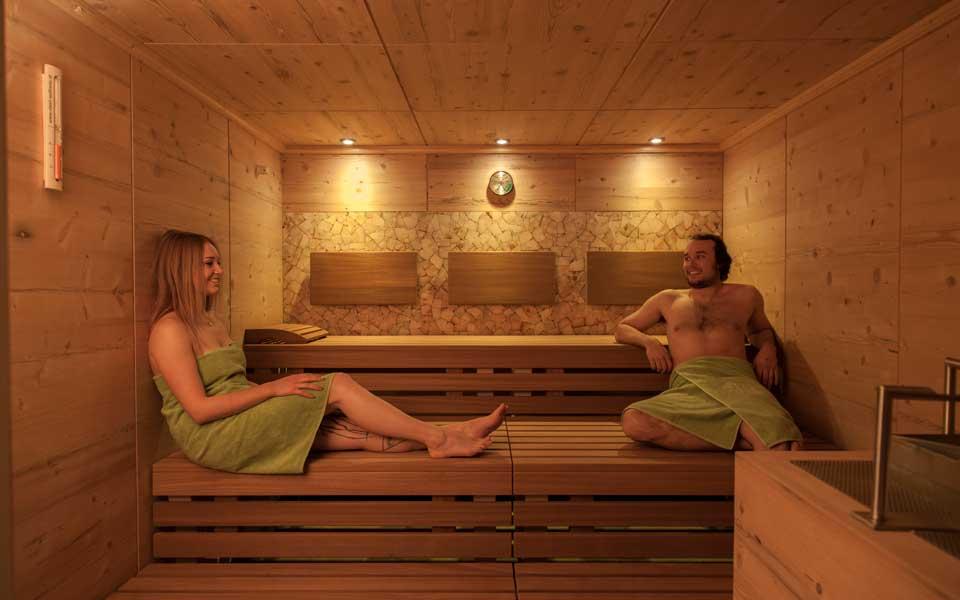 Hotel con Sauna