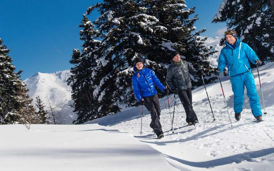 Winterwandern & Schneeurlaub