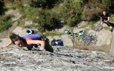 Vacanza di arrampicata